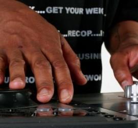 soul dj hands